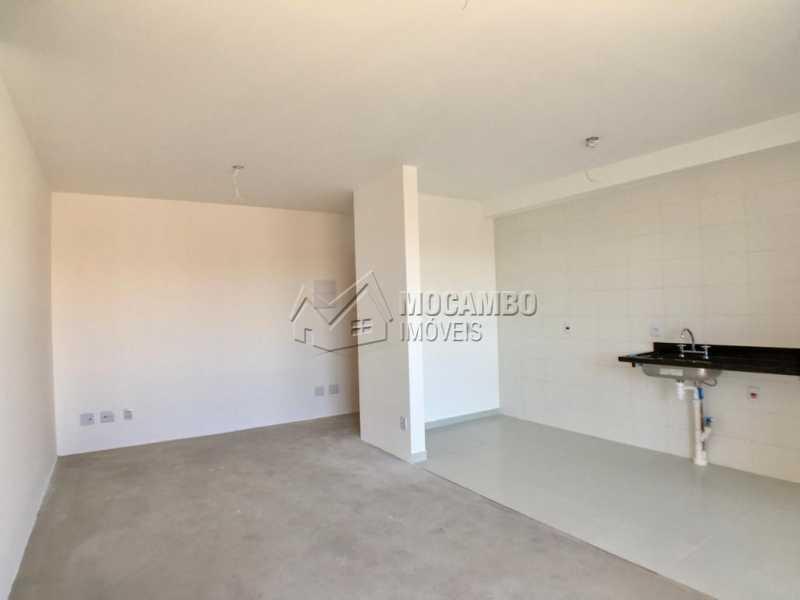 Sala  - Apartamento 2 quartos à venda Itatiba,SP - R$ 270.000 - FCAP21135 - 3