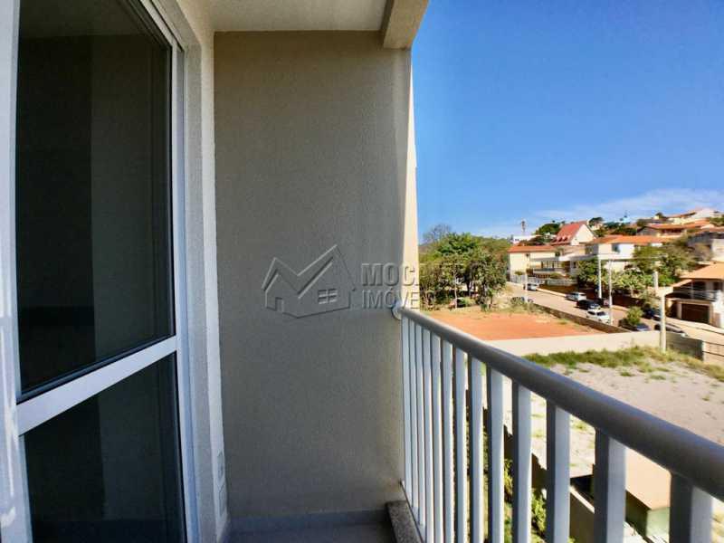 Varanda  - Apartamento 2 quartos à venda Itatiba,SP - R$ 270.000 - FCAP21135 - 11