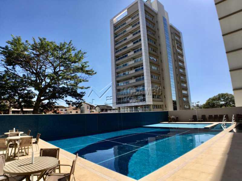 Piscina - Apartamento 2 quartos à venda Itatiba,SP - R$ 270.000 - FCAP21135 - 12