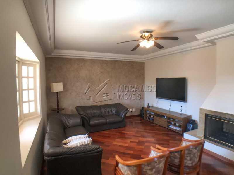 Sala  - Casa 3 quartos à venda Itatiba,SP - R$ 1.600.000 - FCCA31367 - 4