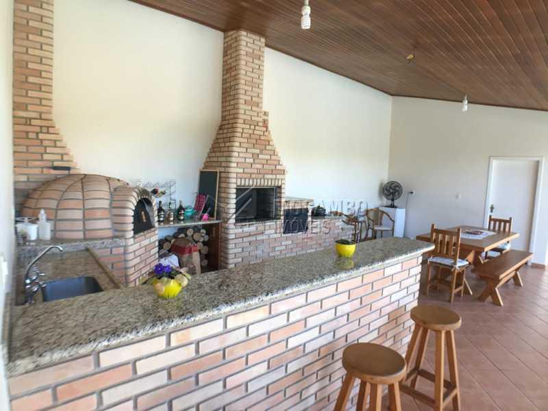 Área Gourmet - Casa 3 quartos à venda Itatiba,SP - R$ 1.600.000 - FCCA31367 - 16