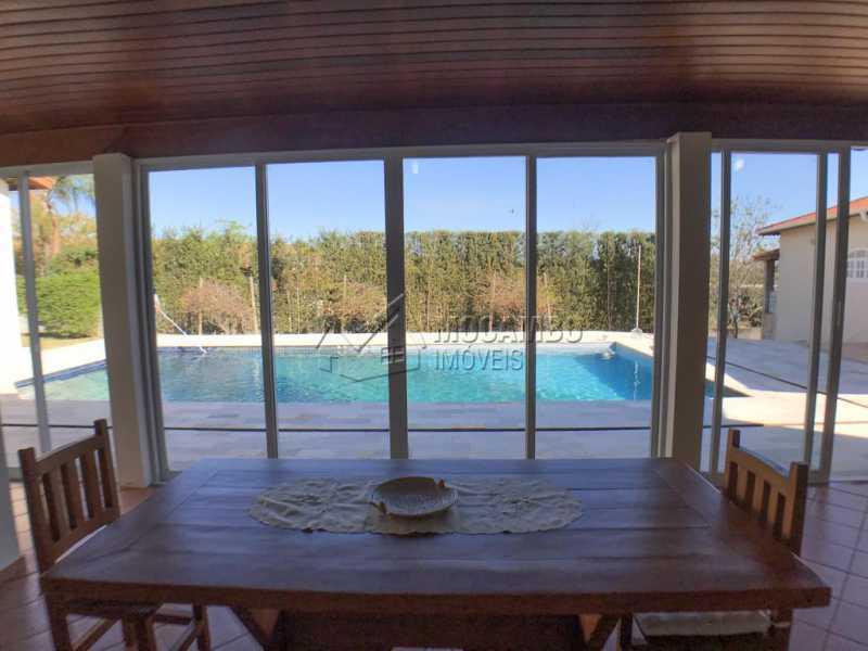 Área Gourmet - Casa 3 quartos à venda Itatiba,SP - R$ 1.600.000 - FCCA31367 - 3