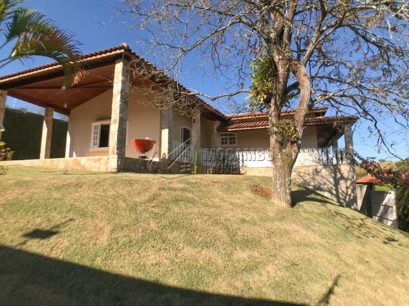 Vista Externa - Casa 3 quartos à venda Itatiba,SP - R$ 1.600.000 - FCCA31367 - 24