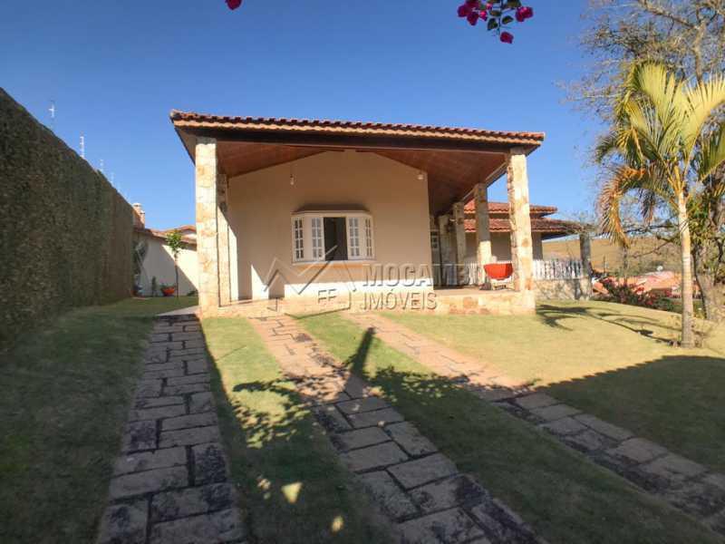 Vista Externa - Casa 3 quartos à venda Itatiba,SP - R$ 1.600.000 - FCCA31367 - 25