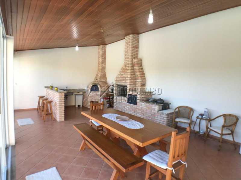 Área Gourmet - Casa 3 quartos à venda Itatiba,SP - R$ 1.600.000 - FCCA31367 - 15