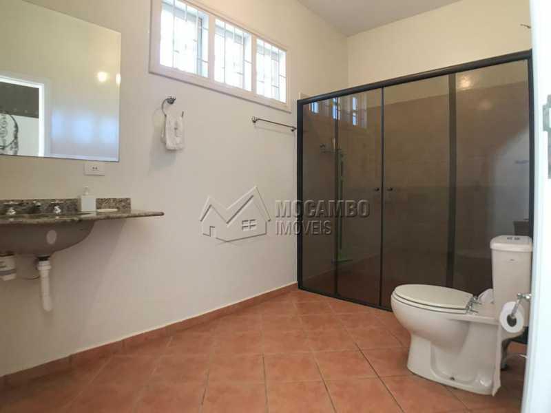 Banheiro Edicula Externa - Casa 3 quartos à venda Itatiba,SP - R$ 1.600.000 - FCCA31367 - 23