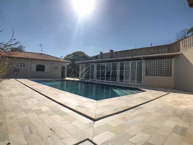 Vista Externa - Casa 3 quartos à venda Itatiba,SP - R$ 1.600.000 - FCCA31367 - 1