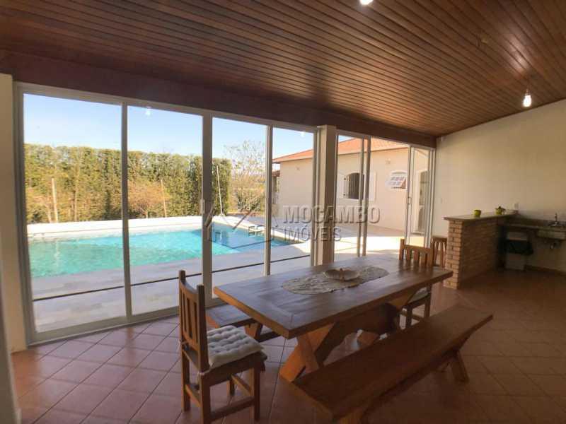 Área Gourmet - Casa 3 quartos à venda Itatiba,SP - R$ 1.600.000 - FCCA31367 - 18