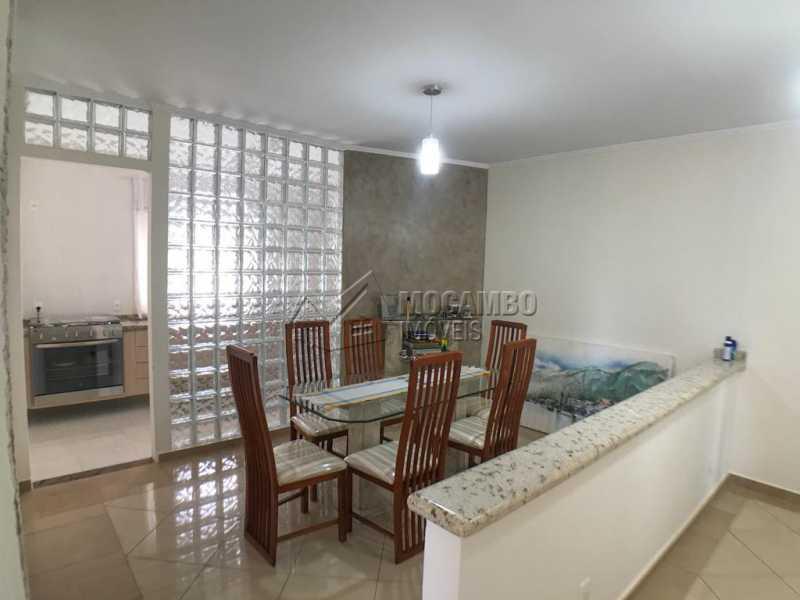 Sala de Jantar - Casa 3 quartos à venda Itatiba,SP - R$ 1.600.000 - FCCA31367 - 6
