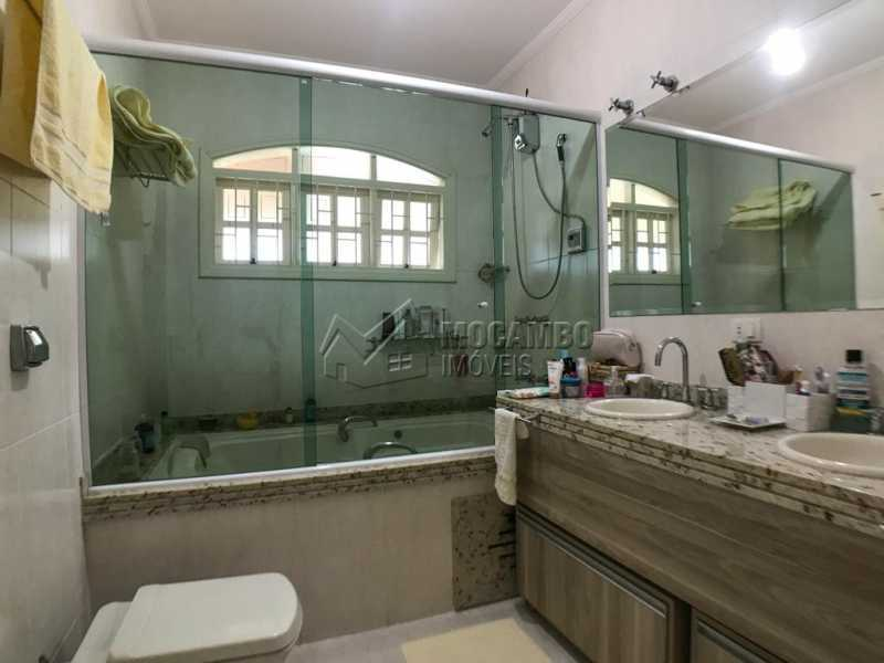 Banheiro Suíte  - Casa 3 quartos à venda Itatiba,SP - R$ 1.600.000 - FCCA31367 - 11