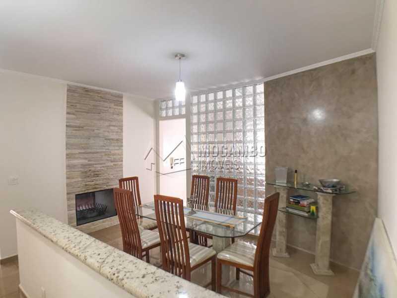 Sala de Jantar - Casa 3 quartos à venda Itatiba,SP - R$ 1.600.000 - FCCA31367 - 5