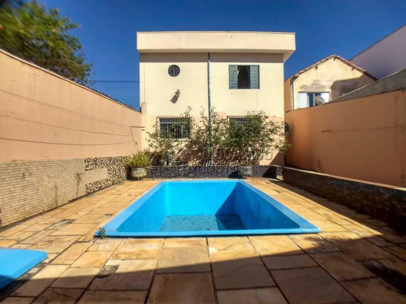 Área Externa - Casa 2 quartos para alugar Itatiba,SP - R$ 2.300 - FCCA21373 - 1