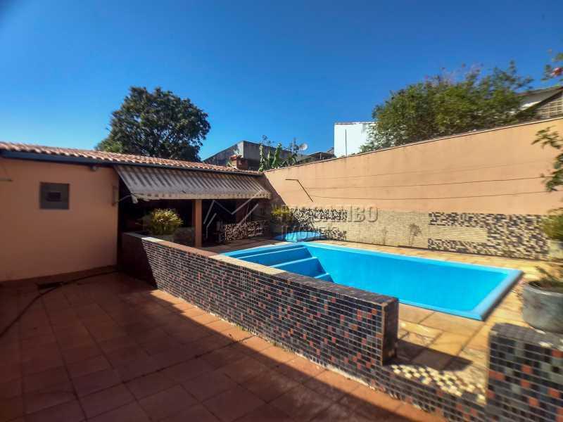 Área Externa - Casa 2 quartos para alugar Itatiba,SP - R$ 2.300 - FCCA21373 - 15
