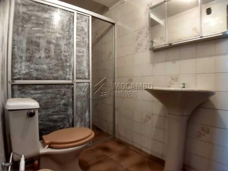 Banheiro Social - Casa 2 quartos para alugar Itatiba,SP - R$ 2.300 - FCCA21373 - 13