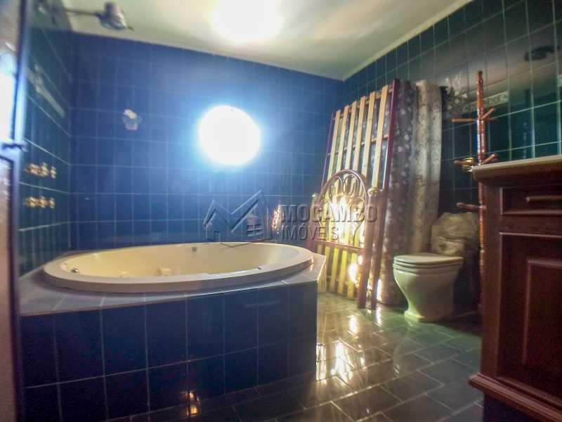 Banheiro Suíte - Casa 2 quartos para alugar Itatiba,SP - R$ 2.300 - FCCA21373 - 10