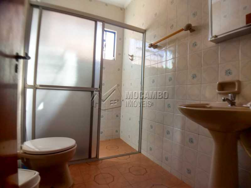 Banheiro Social - Casa 2 quartos para alugar Itatiba,SP - R$ 2.300 - FCCA21373 - 12