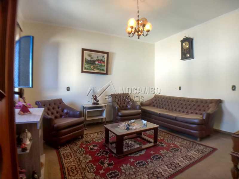 Sala - Casa 2 quartos para alugar Itatiba,SP - R$ 2.300 - FCCA21373 - 4