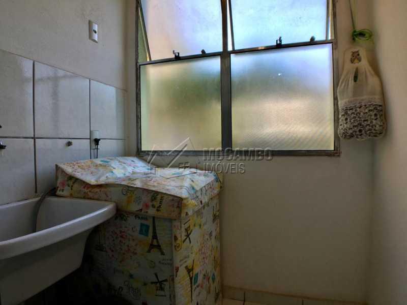 Lavanderia - Apartamento 3 quartos à venda Itatiba,SP - R$ 250.000 - FCAP30570 - 7