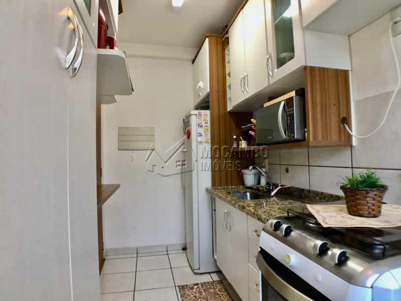 Cozinha - Apartamento 3 quartos à venda Itatiba,SP - R$ 250.000 - FCAP30570 - 6