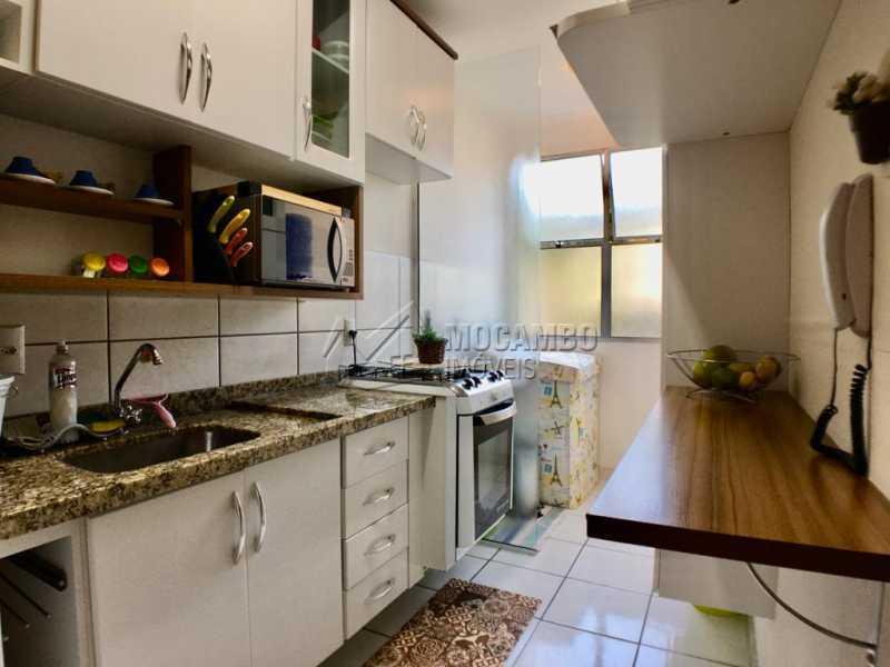 Cozinha - Apartamento 3 quartos à venda Itatiba,SP - R$ 250.000 - FCAP30570 - 5