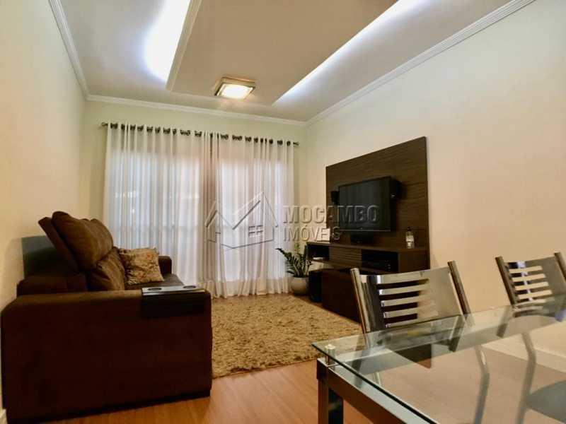 Sala de Tv - Apartamento 3 quartos à venda Itatiba,SP - R$ 250.000 - FCAP30570 - 3