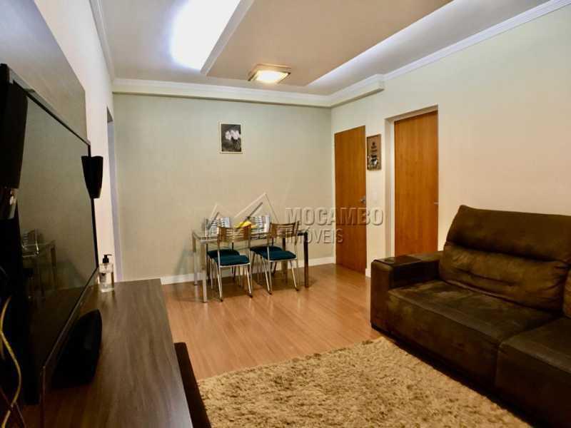 Sala de Tv - Apartamento 3 quartos à venda Itatiba,SP - R$ 250.000 - FCAP30570 - 1