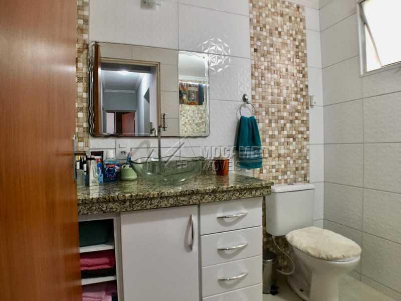 Banheiro social - Apartamento 3 quartos à venda Itatiba,SP - R$ 250.000 - FCAP30570 - 11