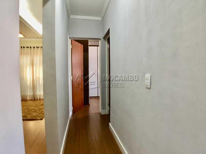 Corredor - Apartamento 3 quartos à venda Itatiba,SP - R$ 250.000 - FCAP30570 - 12