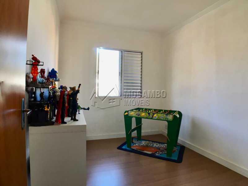 Dormitório - Apartamento 3 quartos à venda Itatiba,SP - R$ 250.000 - FCAP30570 - 10