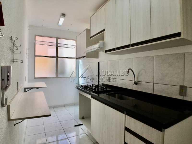 Cozinha - Apartamento 3 quartos à venda Itatiba,SP - R$ 260.000 - FCAP30571 - 1