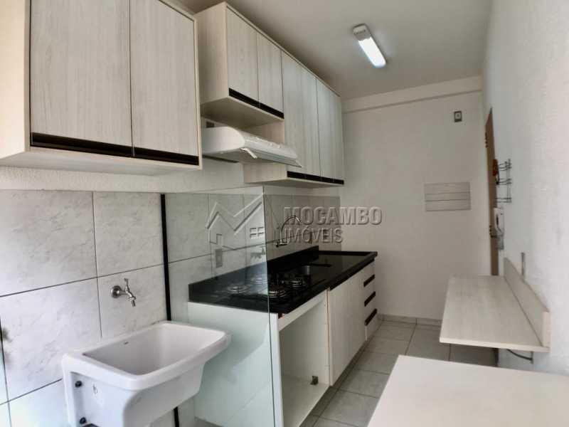 Cozinha - Apartamento 3 quartos à venda Itatiba,SP - R$ 260.000 - FCAP30571 - 3