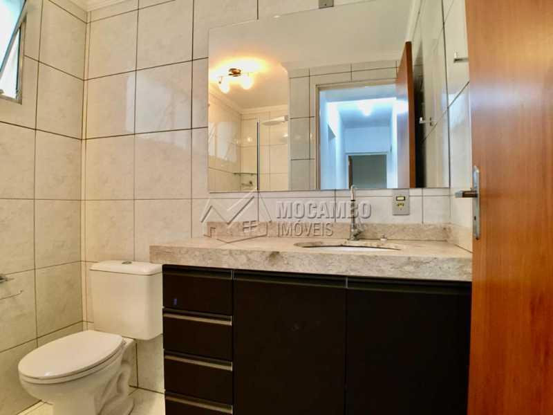 Banheiro social - Apartamento 3 quartos à venda Itatiba,SP - R$ 260.000 - FCAP30571 - 11