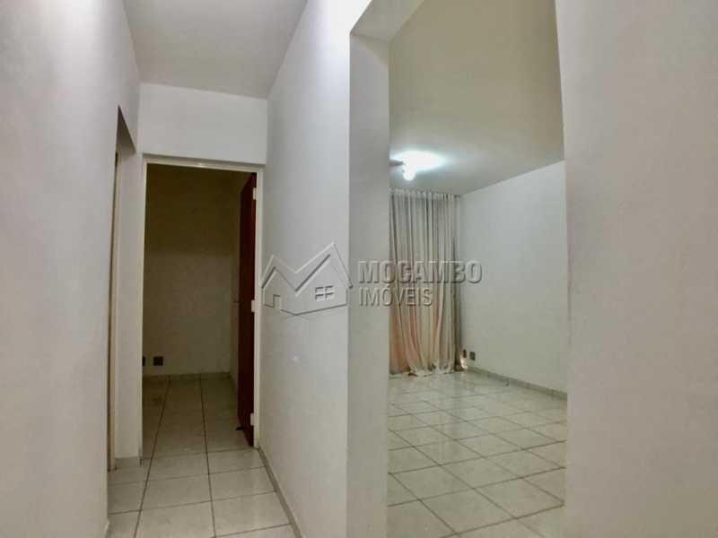 Corredor - Apartamento 3 quartos à venda Itatiba,SP - R$ 260.000 - FCAP30571 - 7