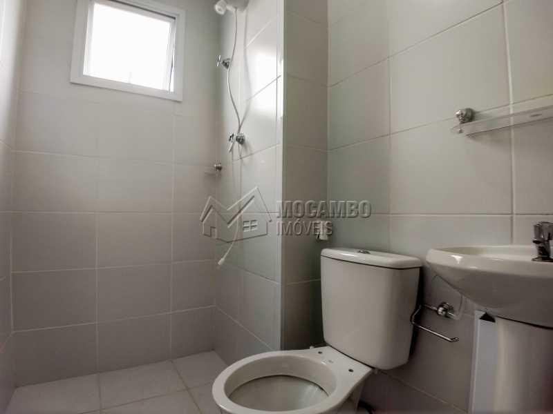 Banheiro Social - Apartamento 2 quartos para alugar Itatiba,SP - R$ 1.500 - FCAP21136 - 8