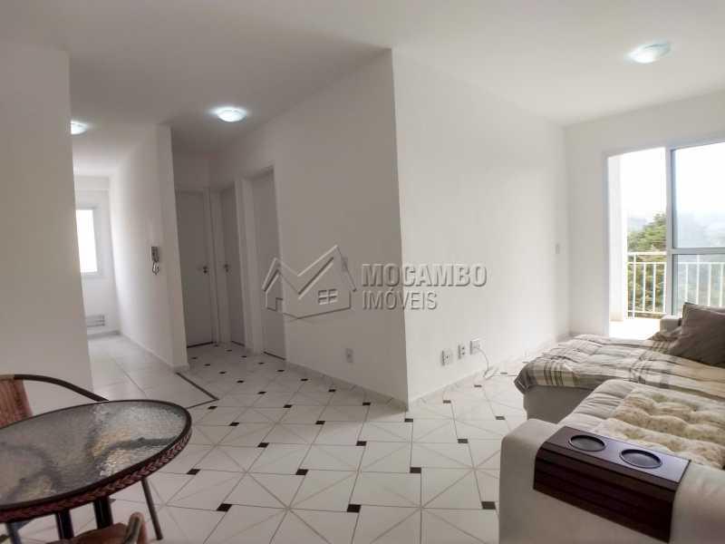 Sala - Apartamento 2 quartos para alugar Itatiba,SP - R$ 1.500 - FCAP21136 - 1