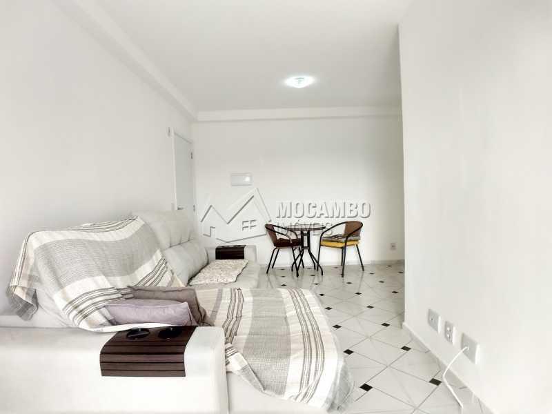 Sala - Apartamento 2 quartos para alugar Itatiba,SP - R$ 1.500 - FCAP21136 - 3