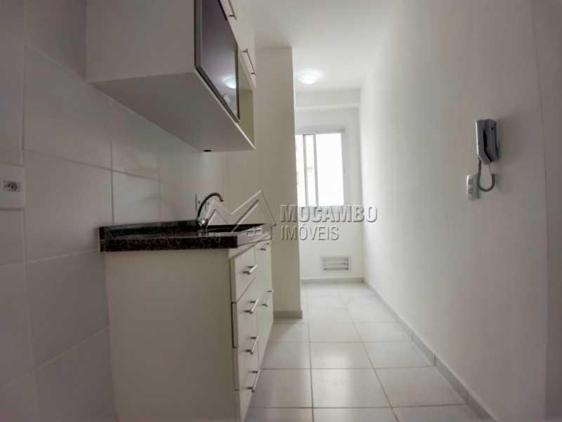 Cozinha - Apartamento 2 quartos para alugar Itatiba,SP - R$ 1.500 - FCAP21136 - 5