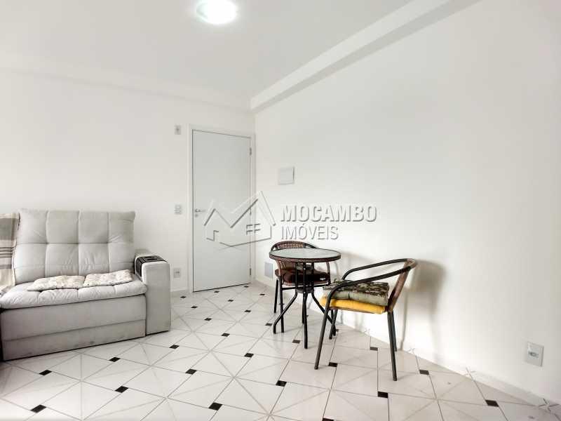 Sala - Apartamento 2 quartos para alugar Itatiba,SP - R$ 1.500 - FCAP21136 - 4