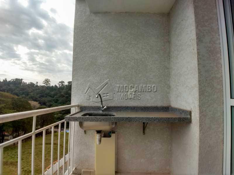 Varanda - Apartamento 2 quartos para alugar Itatiba,SP - R$ 1.500 - FCAP21136 - 9