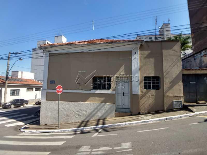 Fachada - Casa 2 quartos para alugar Itatiba,SP Centro - R$ 1.300 - FCCA21376 - 10