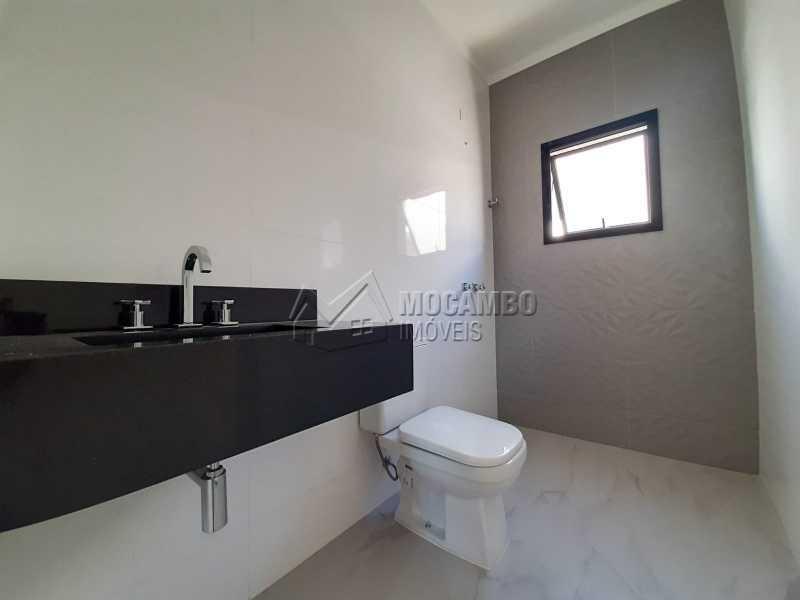 Banheiro da Suite. - Casa em Condomínio 3 quartos à venda Itatiba,SP - R$ 1.325.000 - FCCN30478 - 15