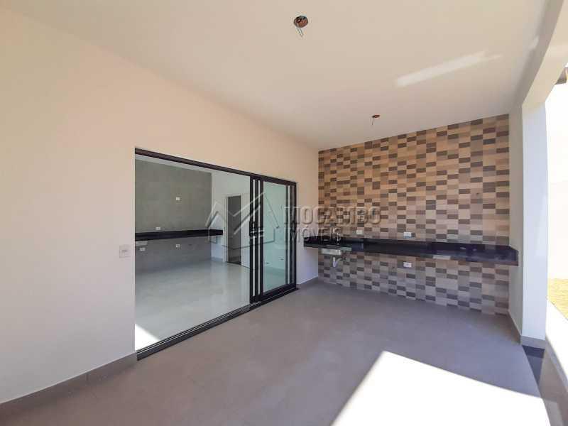 Area gourmet. - Casa em Condomínio 3 quartos à venda Itatiba,SP - R$ 1.325.000 - FCCN30478 - 10