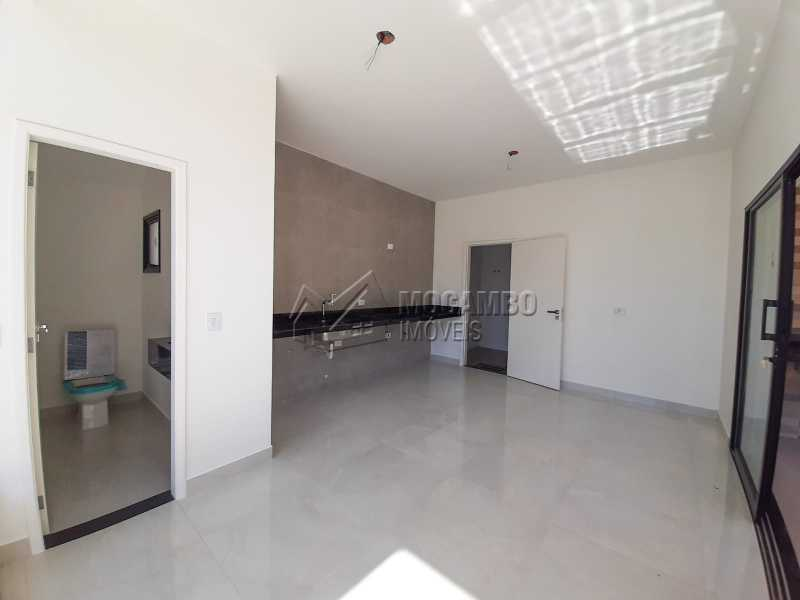 Cozinha. - Casa em Condomínio 3 quartos à venda Itatiba,SP - R$ 1.325.000 - FCCN30478 - 8