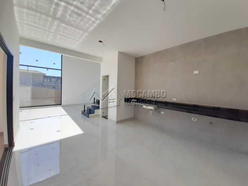 Cozinha - Casa em Condomínio 3 quartos à venda Itatiba,SP - R$ 1.325.000 - FCCN30478 - 9