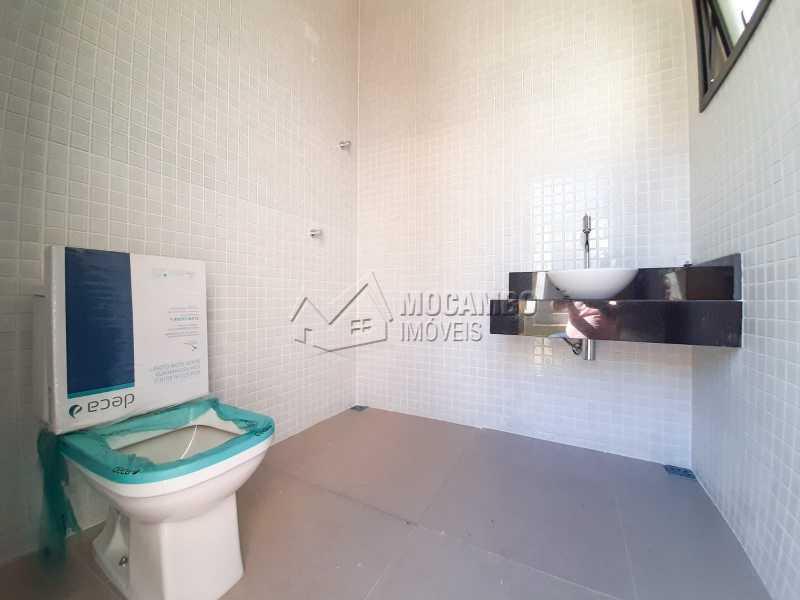 Lavabo Externo. - Casa em Condomínio 3 quartos à venda Itatiba,SP - R$ 1.325.000 - FCCN30478 - 11