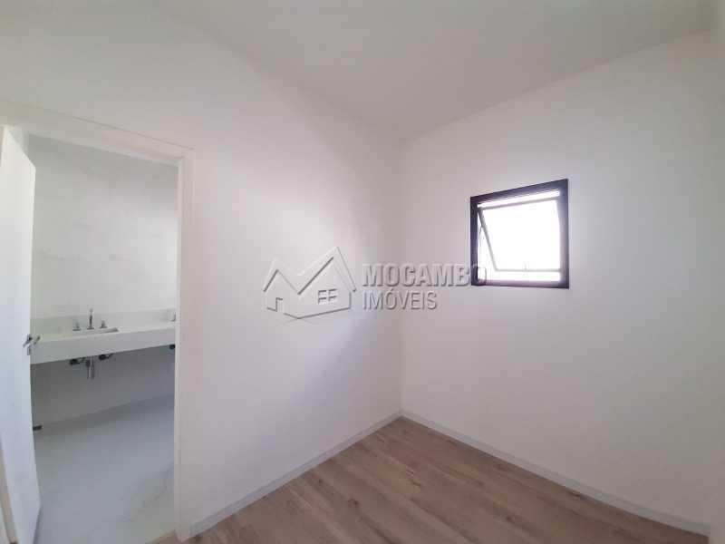Closet da Suite master. - Casa em Condomínio 3 quartos à venda Itatiba,SP - R$ 1.325.000 - FCCN30478 - 19