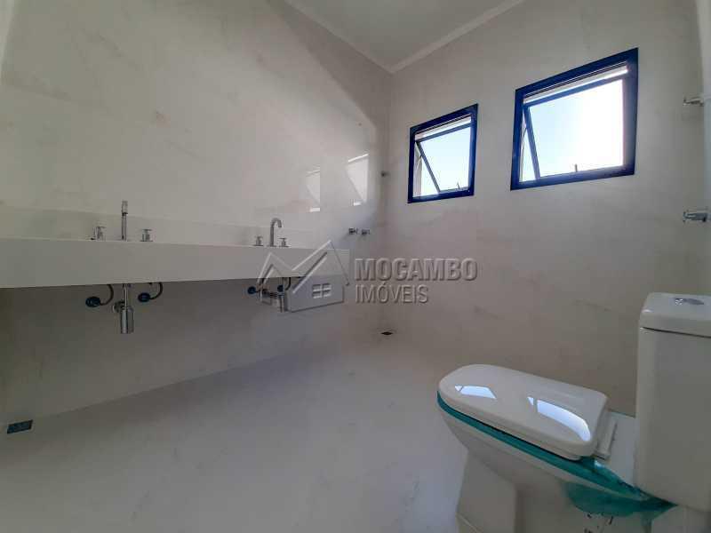 Bnaheiro da suite master. - Casa em Condomínio 3 quartos à venda Itatiba,SP - R$ 1.325.000 - FCCN30478 - 20