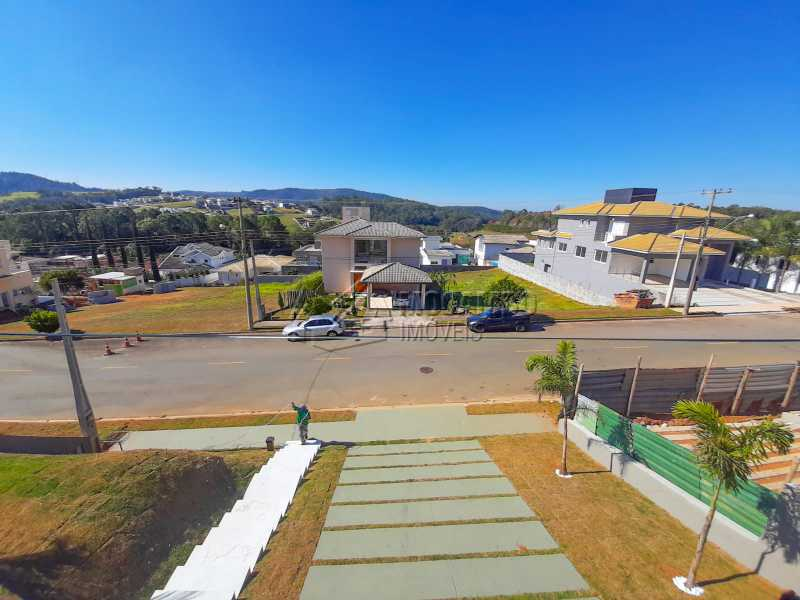 Vista da Sacada - Casa em Condomínio 3 quartos à venda Itatiba,SP - R$ 1.325.000 - FCCN30478 - 22