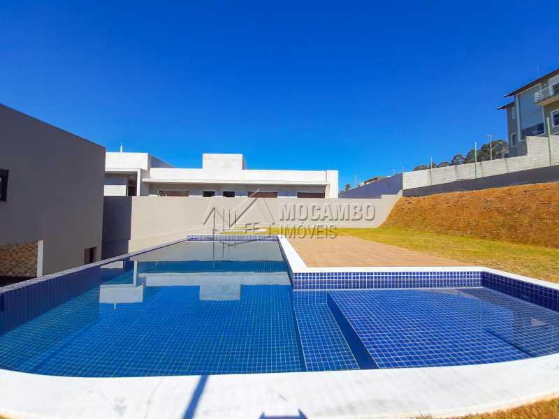 Piscina. - Casa em Condomínio 3 quartos à venda Itatiba,SP - R$ 1.325.000 - FCCN30478 - 25