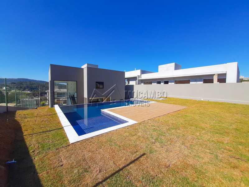 Quintal 2. - Casa em Condomínio 3 quartos à venda Itatiba,SP - R$ 1.325.000 - FCCN30478 - 24
